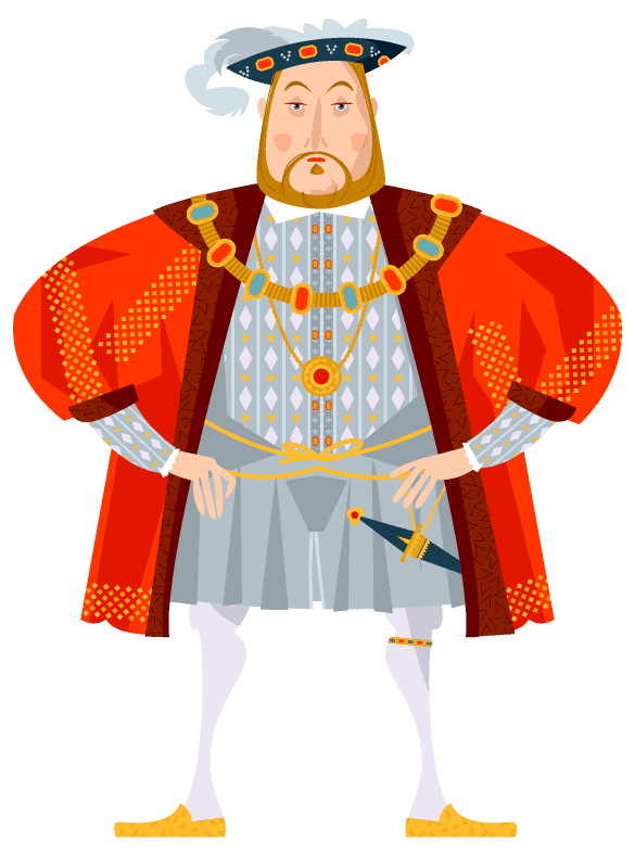 king henry animation