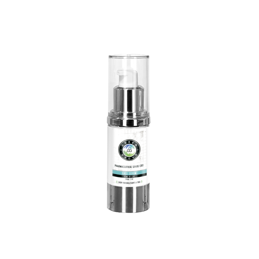 90mg face serum