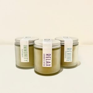 Green Grove CBD candles