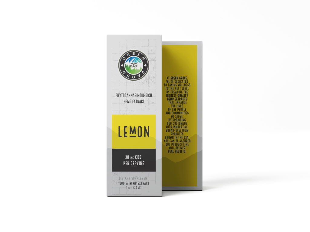 Lemon 1000mg box